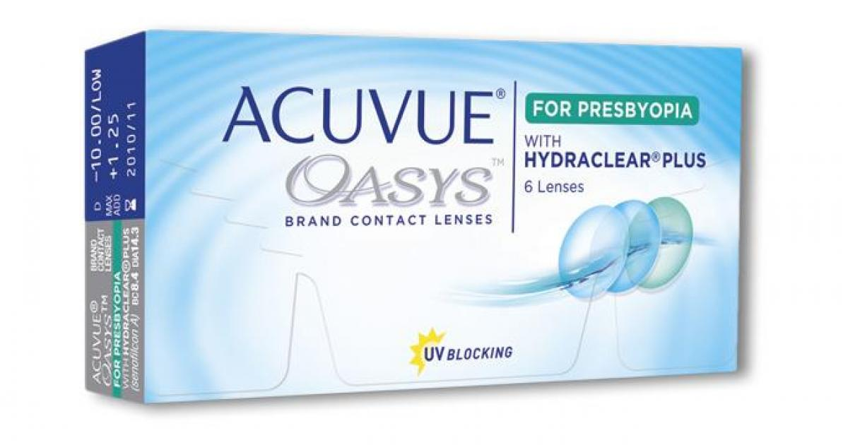 acuvue oasys for presbyopia comes with stereo precision. Black Bedroom Furniture Sets. Home Design Ideas