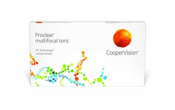 Coopervision Proclear Multifocal Toric Lenses Utilize Both PC and Progressive Balance Technology