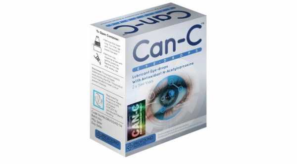 New Anti Cataract Eye Drops. N-acetylcarnosine