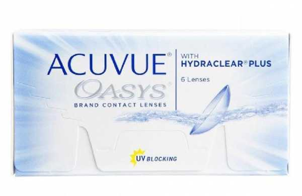 Acuvue Oasys Contacts