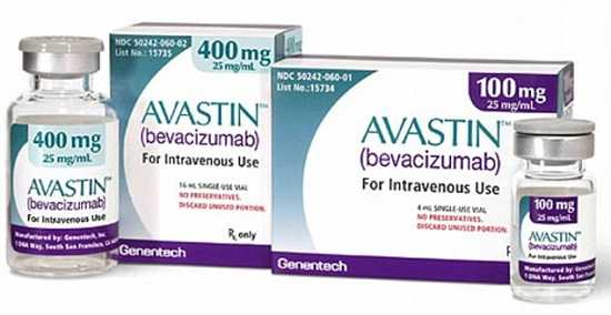 Avastin for Intraocular Pressure