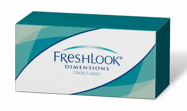 FreshLook Dimensions Contact Lenses