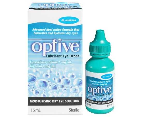 Optive Eye Drops