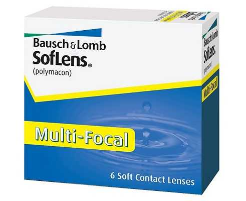 Soflens Multi Focal Contact Lens