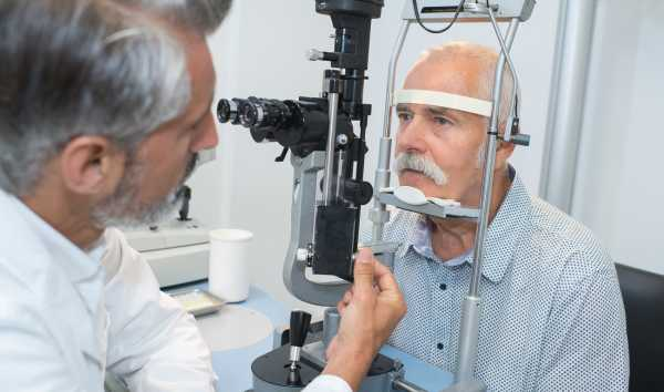 Patient evaluation for Lasik eye Surgery