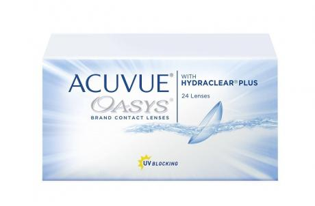 Get Exceptional Comfort and Stability with Acuvue Oasys Contacts