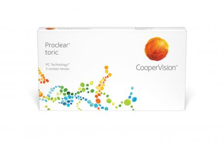 Get FDA Clearance Only With Proclear Toric Contact