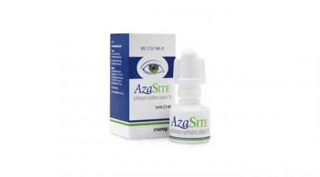 Azasite Eye Drops