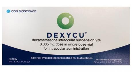 Dexycu for post cataract surgery inflammation