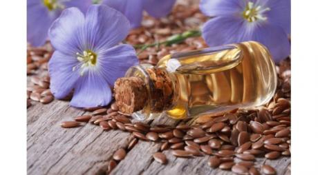 Flaxseed Oil for Dry Eyes