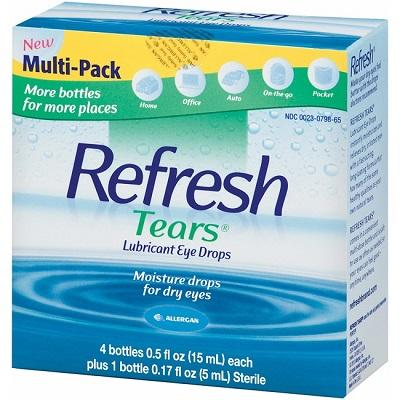Refresh Tears Eye Drops