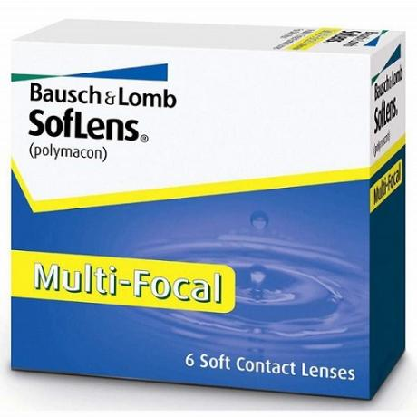 Soflens Multi Focal Contacts