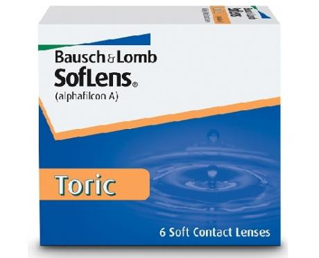 Soflens Toric Contacts