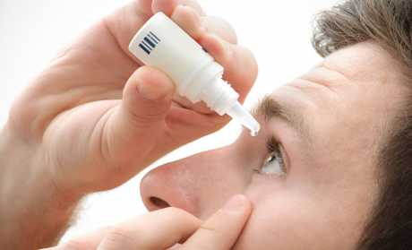How to use Eye Drops