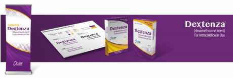 Dextenza for Intracanalicular use