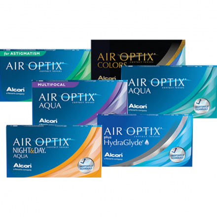 Air Optix Contact Lenses are my new love