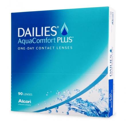 Dailies Aquacomfort Plus Contact Lenses