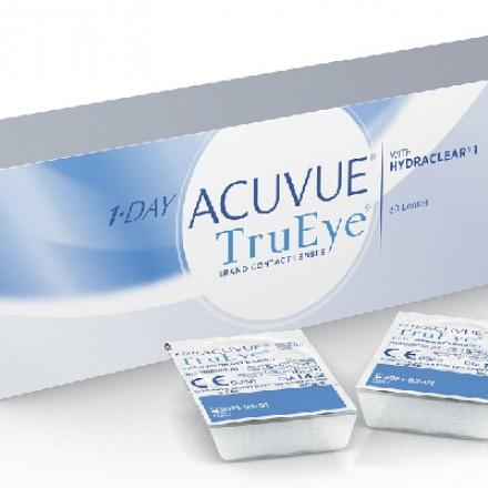 Acuvue TruEye Contact Lenses