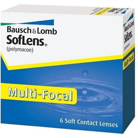 Soflens Multi Focal Contact Lenses